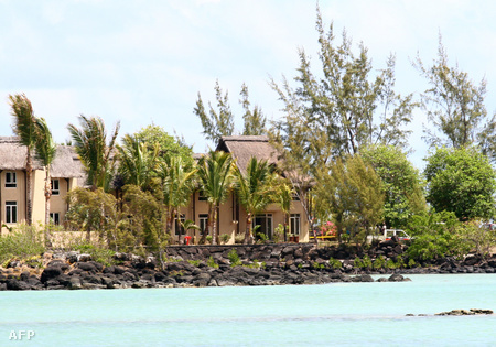 A mauritiusi Legends Hotel