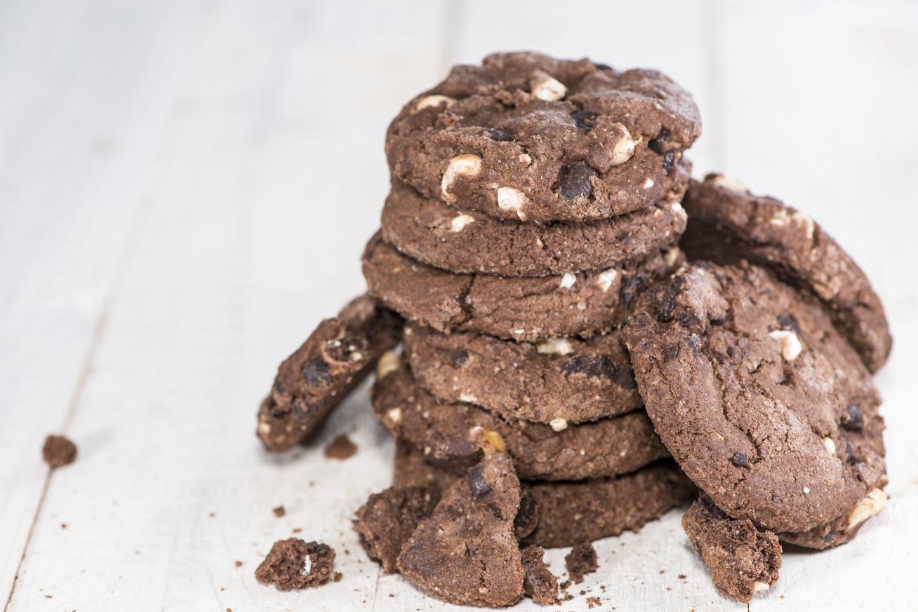 Omlós, triplacsokis keksz - Az amerikai gyerekek ezzel várják a Mikulást