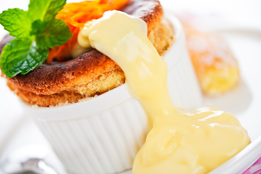 Habkönnyű vaníliás darafelfújt: a világ legegyszerűbb receptje