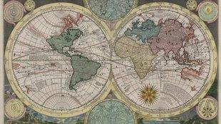Hogy kerúltek Széchényihez németalfőldi térképek?