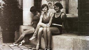 Ilyen volt a modern budapesti úrinő anno