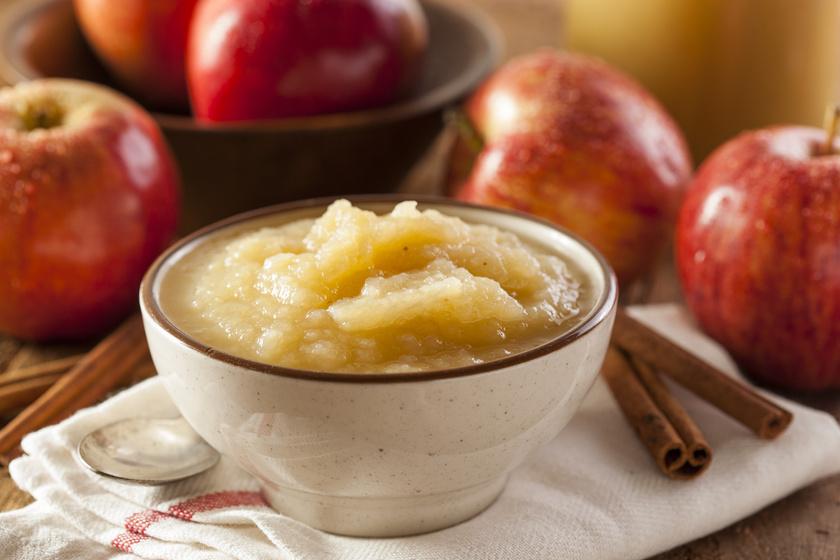 Fahéjas almaszósz, ahogy még a dédike is készítette annak idején