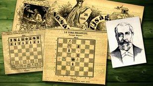Az első magyar sakkfeladvány
