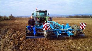 """""""A precíziós gazdálkodás a gazdálkodás jövője"""""""