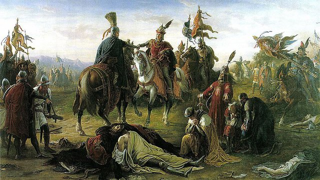 """Csák Máté -  a Habsburgok """"megmentője"""""""