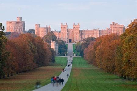 Windsor palota