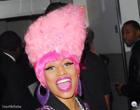 Ez már Nicki Minaj