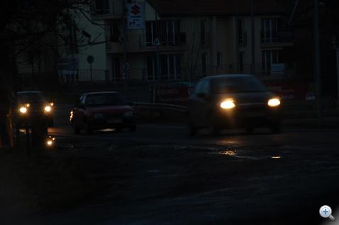 Ugye, hogy három kocsi volt a képen?