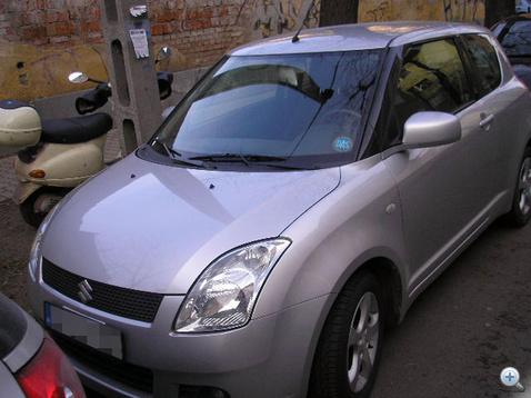 Lopott Suzuki Swift 110121 Vezda100