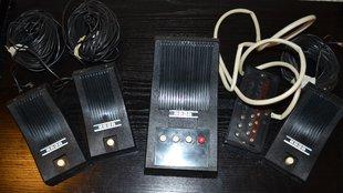 KAJA kommunikátor a 80-as évekből
