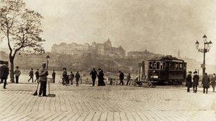 A budapesti közvilágítás története