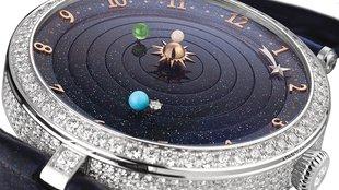 Naprendszer karóra