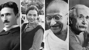 10 híres történelmi személy, akik vegetáriánusok voltak