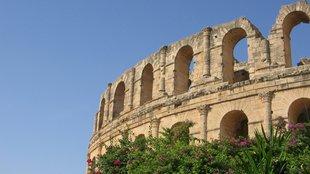 A harmadik legnagyobb római kori aréna