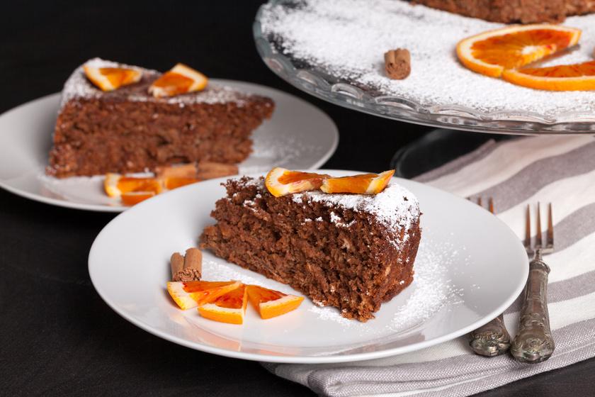 Csupa csokis narancsos süti: csak keverj össze mindent