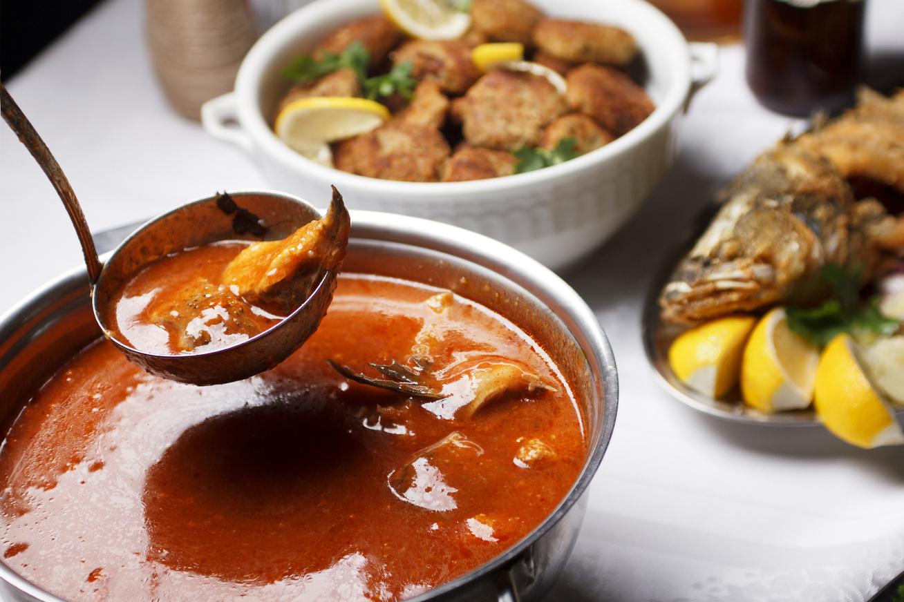A kihagyhatatlan karácsonyi halászlé: régi családi recept alapján