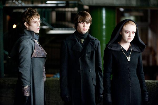 Részlet a The Twilight Saga: Fogyatkozás c. filmből