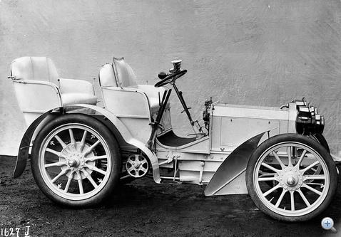 Mercedes 35 HP polgári változat