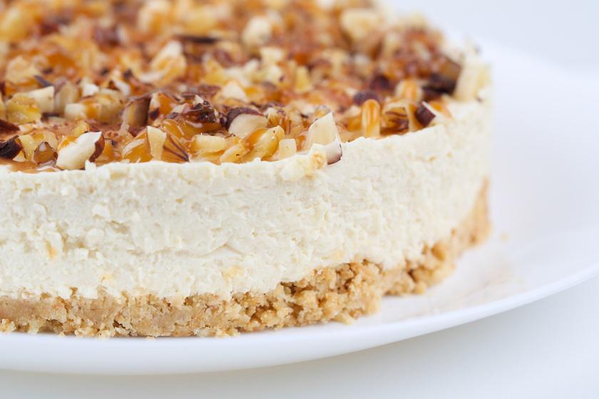 Extrán jó vaníliás, kókuszos sajttorta - Igazi különlegesség, és még sütni sem kell