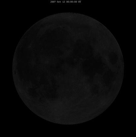 A holdfázisokat és a Hold kissé imbolygó mozgását (libráció) remekül szemlélteti ez az animáció