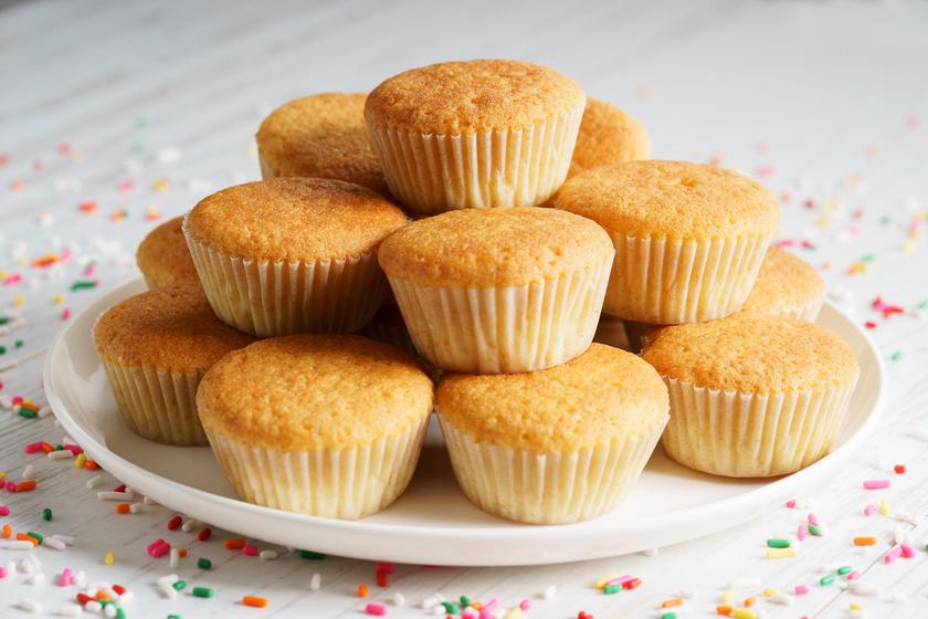 Puha, tejbegrízes muffin - Olcsó, finom, és nem a megszokott
