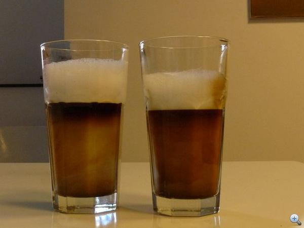Kamutitalból készült kávé
