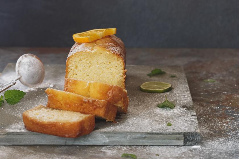 A legegyszerűbb illatos narancskenyér receptje: csak egy bögre kell a méréshez