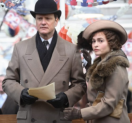Colin Firth és Helena Bohnam Carter