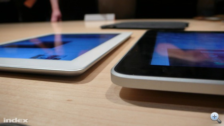iPad 2 vs. iPad