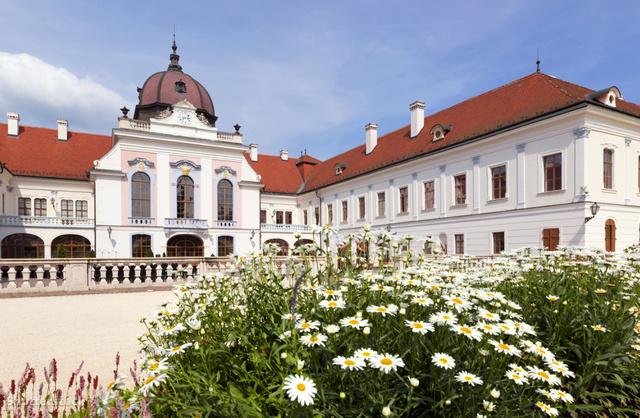 Grassalkovich-kastély, Gödöllő