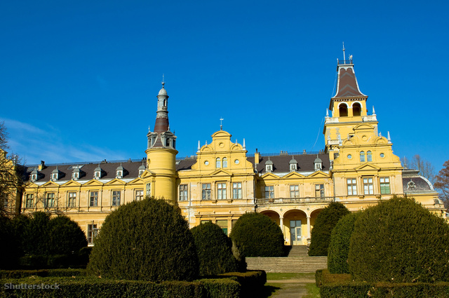 Wenckheim-kastély, Szabadkígyós