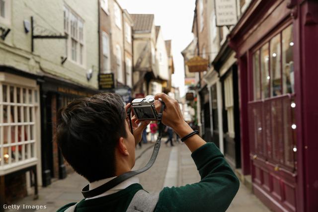 Az angol város bájos, fagerendás történelmi negyedét a 14. században húzták fel és volt idő, mikor 25 hentesüzlet működött az utcában.