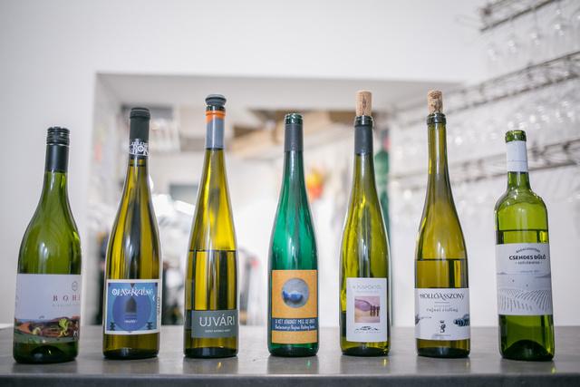 Zseniális badacsonyi borok a Plánéban