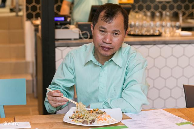 Simi szerint a vietnámi ételek attól nagyon jók, hogy kiegyensúlyozottak.
