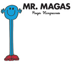 Roger Hargreaves Mr Magas  copy