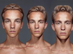 Szebb a szimmetrikus arc?