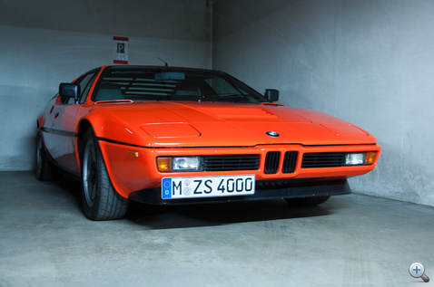 Az első M-es autó