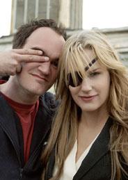 Taratino és Daryl Hannah