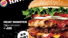 1100 kalóriás a szörnyhamburger a japánoknál