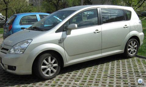 Megtalalt lopott Toyota 110409 NAKE104