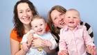 Fel lehet szedni pasit, de azt nem választjuk - leendő meleg anyák