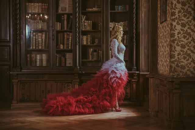 Nemcsak a helyszín, a ruha is lehet extrém.