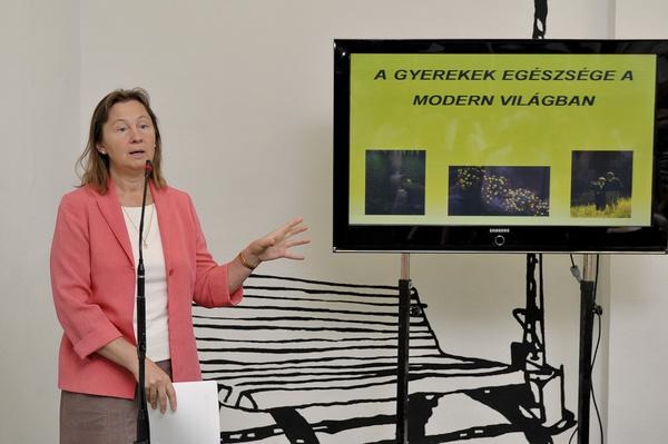 Dr. Natasha Campbell neurológus, táplálkozáskutató