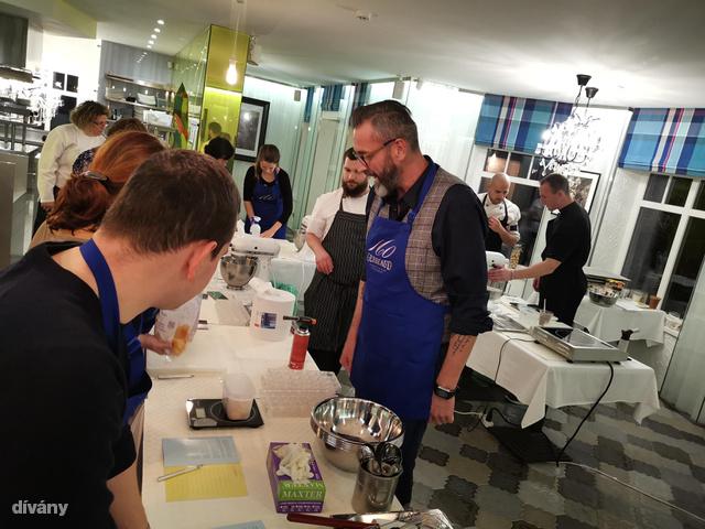 Három workshopot tart a Gerbeaud, novemberben, ahol bárki beleleshet a profi cukrászok életébe.