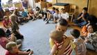 Egy Montessori iskola, ahol minden nap nyílt nap