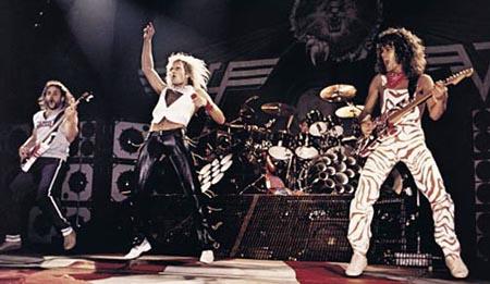 A Van Halen 1982-ben - barna M&M a tiltólistán