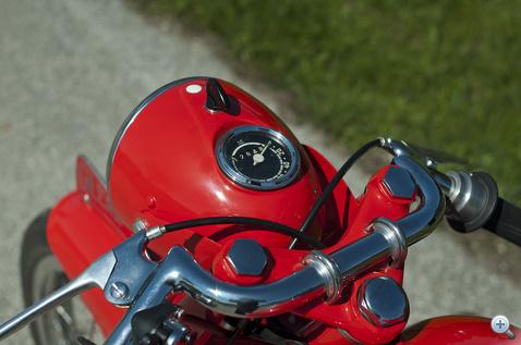 A Rossa Super VDO órát kapott