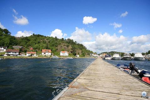Kerestünk egy fjordot. A 25 ezer km (!) hosszú tengerpart mentén ez nem kunszt