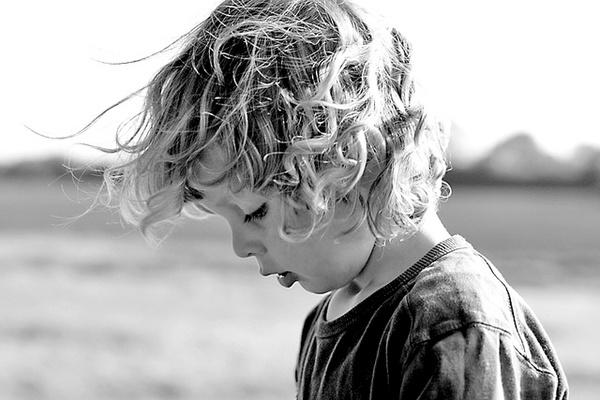 A gyerek mindig hálás téma Fotó: Suzette Pauwels