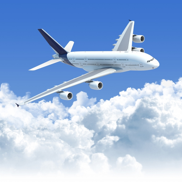 stockfresh id359953 airplane-flying-over-the-clouds sizeS